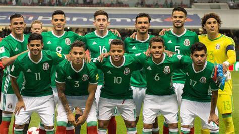 México jugará su primer amistoso del 2018 en Estados ...