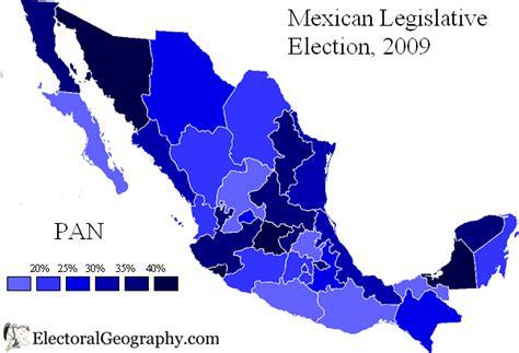 Mexico. Legislative Election 2009 | Electoral Geography 2.0