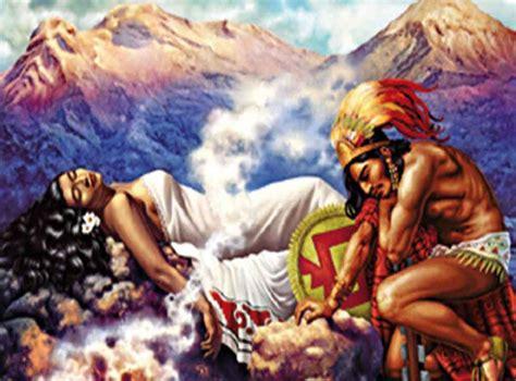 México Lindo y Querido   La leyenda de los volcanes