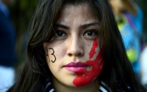 Mexico missing student protesters burn state buildings ...