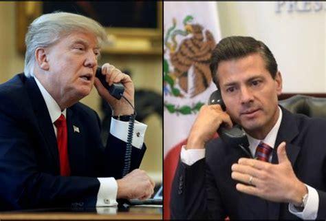 México no grabó llamada Peña Trump: vocero de Presidencia ...