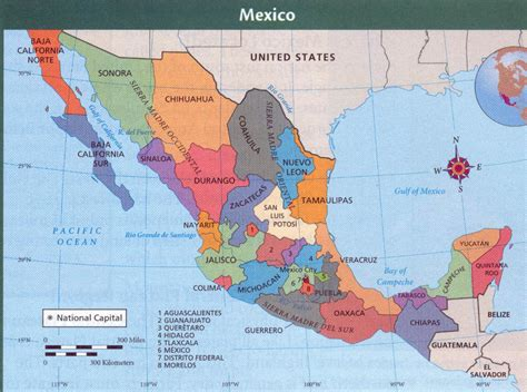 Mexico-political | Kirkliv's Blog