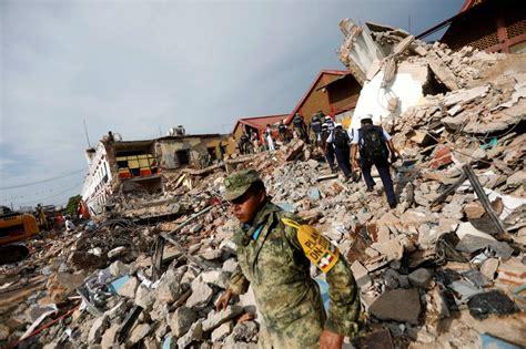 México: terremoto de 8,2 graus causa tsunami e deixa 15 ...