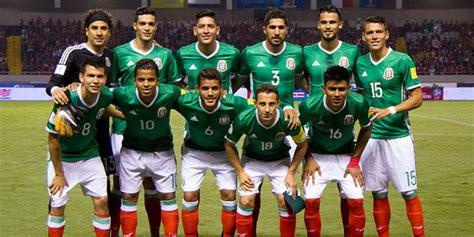 México usará camiseta para Mundial Rusia 2018 ante Bélgica ...