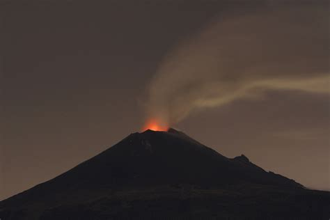 Mexico Volcano Eruption Today - Bing images
