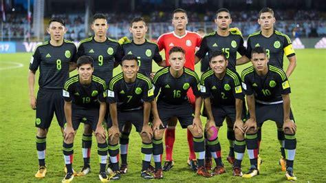 México vs Inglaterra, Mundial Sub 17 India 2017 ...