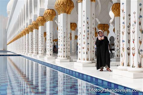 Mezquita Sheikh Zayed en Abu Dhabi: una de la más grandes ...