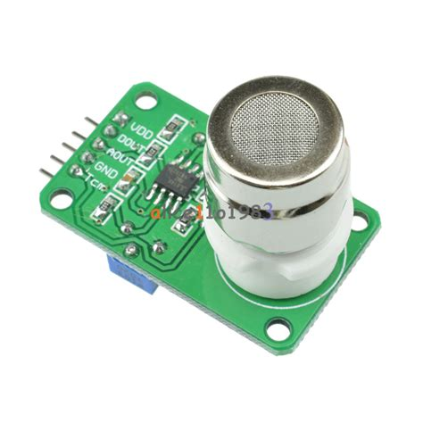 MG811 CO2 Carbon Dioxide Gas Sensor Module Detector with ...