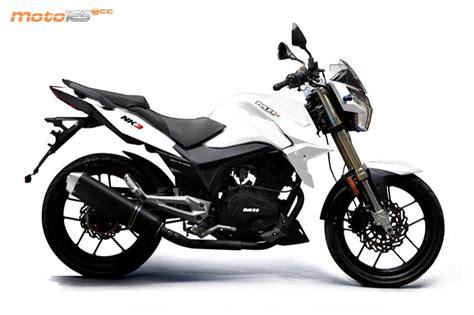 MH NK3 125   Naked deportiva   Moto 125 cc