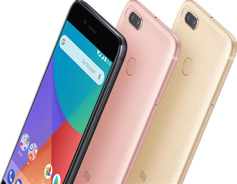 Mi A1   AndroidOne   Picture Perfect Dual Camera   Mi India