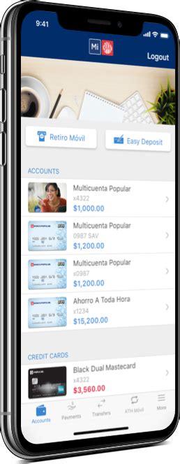 Mi Banco Mobile