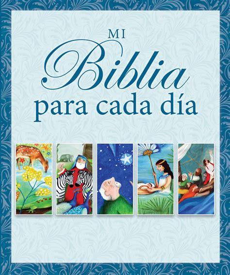 Mi Biblia para cada día   Editorial Portavoz