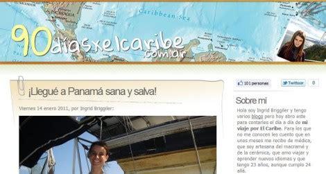 Mi blog de viaje: 90diasxelcaribe.com.ar   Ingrid Briggiler
