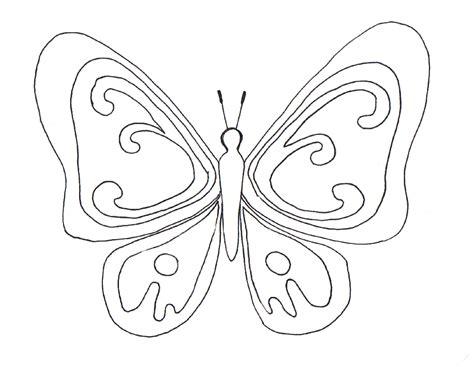 Mi colección de dibujos: ♥ Mariposas para colorear