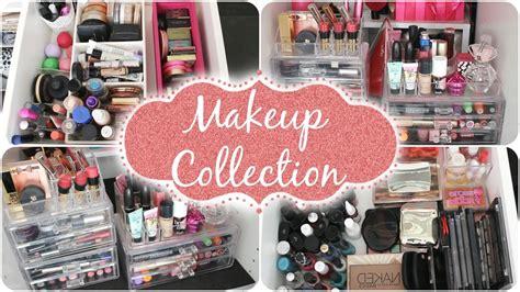 Mi colección de maquillaje | Raquelreitx - YouTube