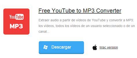 Mi Convertidor de Youtube a MP3 Favorito   Como Reparar Una PC