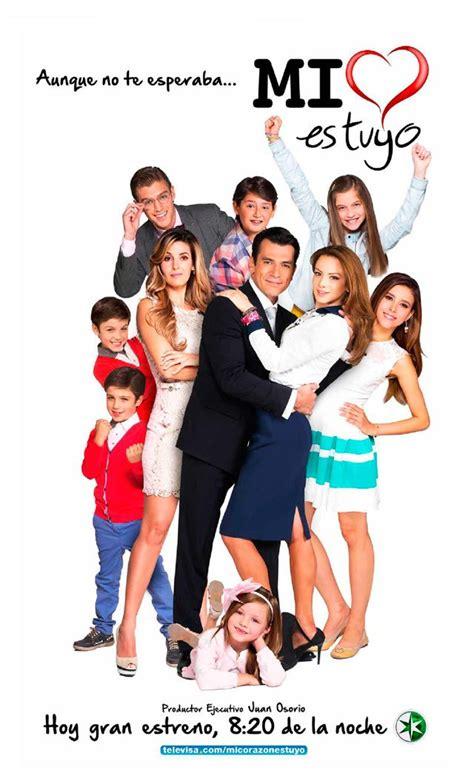 Mi Corazon Es Tuyo Novela Actores | www.pixshark.com ...