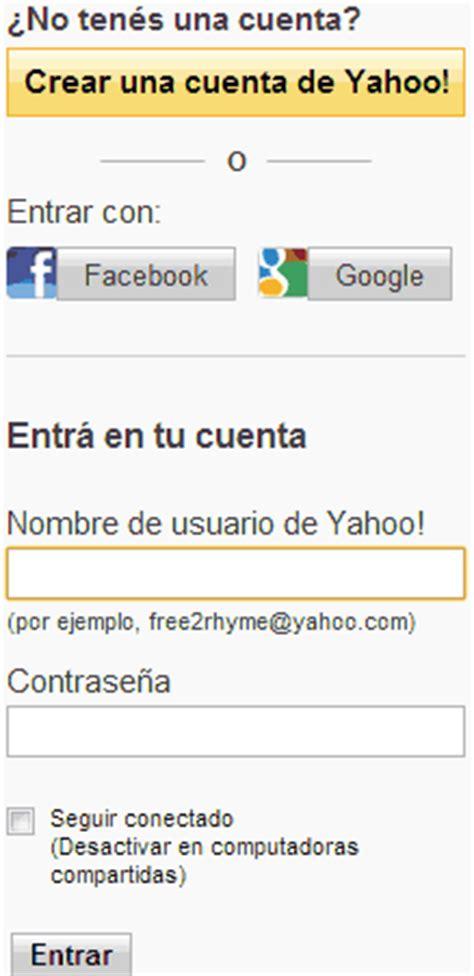 Mi correo Yahoo