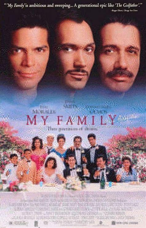 Mi familia (1995) - FilmAffinity