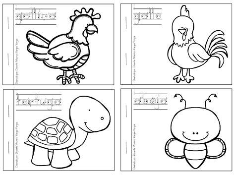 Mi libro de colorear de animales domesticos  4    Imagenes ...
