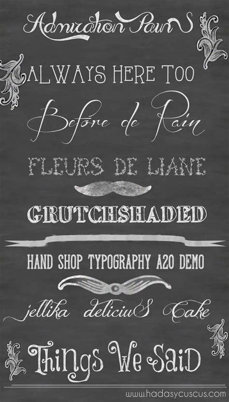 Mi lista de 8 fuentes o tipografías vintage para descargar ...