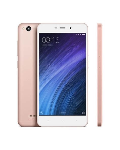 MI Mobile Phone Redmi 4A Snapdragon 425 Quad Core 1.4GHz ...