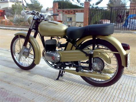 Mi Montesa Brio 81 de 1958. 125cc