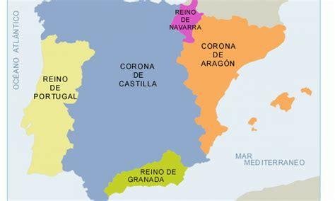 mi mundo: La península Ibérica en la Edad Media – Breve ...
