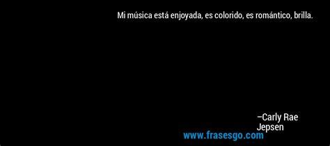 Mi música está enjoyada, es colorido, es romántico, brilla ...