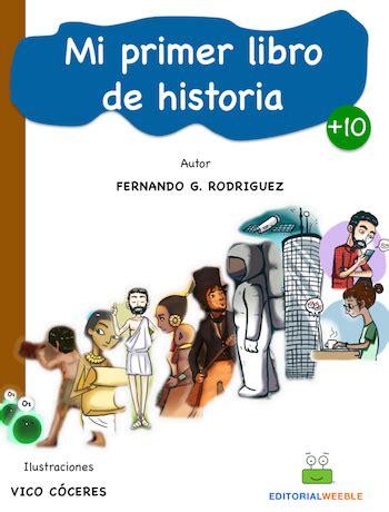 Mi primer libro de historia - weeblebooks.com