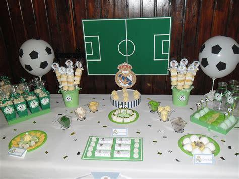 Mi rincón artesano: Candy bar: Real Madrid
