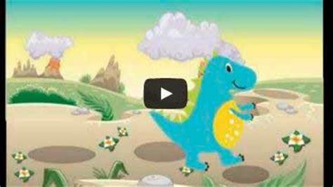 Mi Sala Amarilla: Los dinosaurios.Canción infantil
