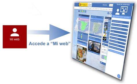 Mi web - Agencia Estatal de Meteorología - AEMET. Gobierno ...