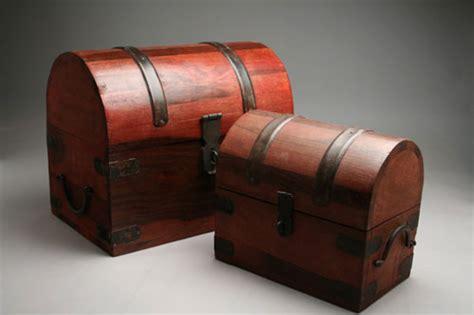 Miahome.es: Baúles de madera