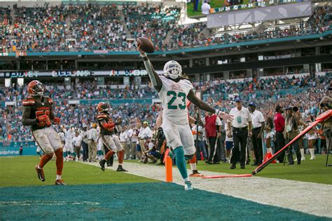 "Miami Dolphins RB Jay Ajayi describes ""surreal"" game ..."