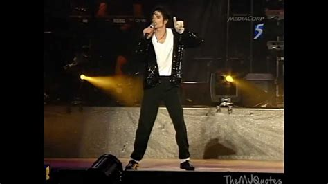 Michael Jackson Billie Jean HIStory Tour Copenhagen ...