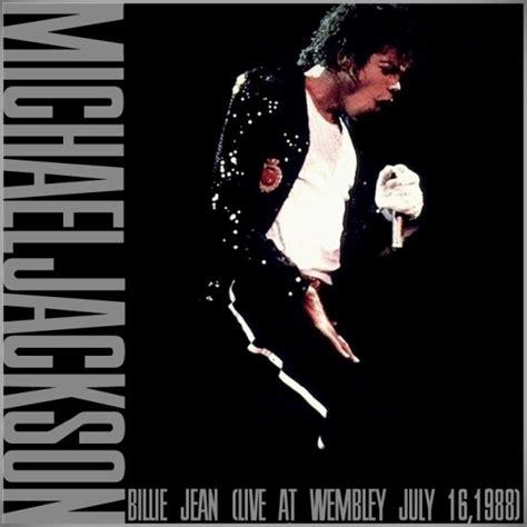 Michael Jackson   Billie Jean  Live At Wembley July 16 ...