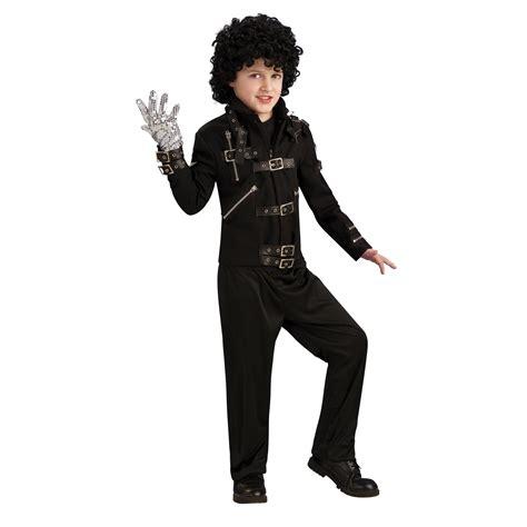 Michael Jackson Deluxe Bad Buckle Jacket Child ...