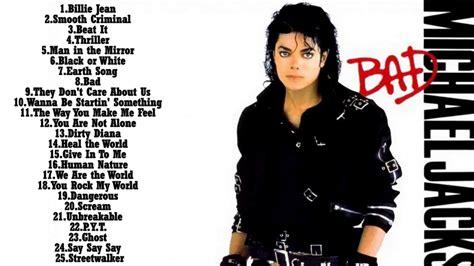 Michael Jackson Greatest Hits Album Collection - Michael ...