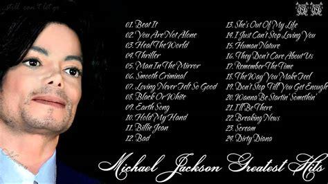 Michael Jackson Greatest Hits (Full Album) || Top 25 ...