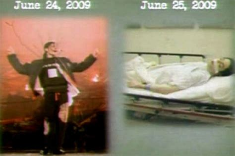 Michael Jackson: photo of singer s dead body shown at ...