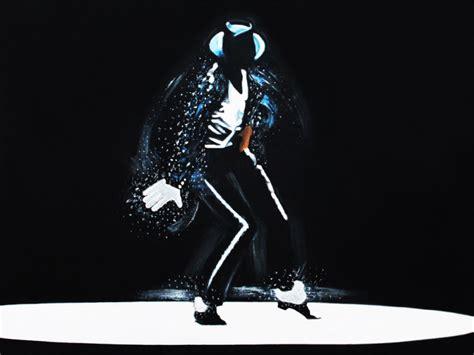 Michael Jackson's Billie Jean performance depicted through ...