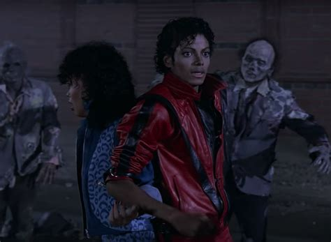 Michael Jackson's Thriller 3D Gets an IMAX Trailer Ahead ...