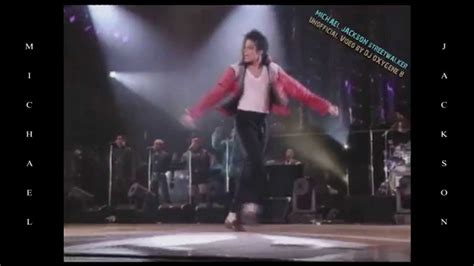 Michael Jackson Streetwalker   Unofficial video BY DJ ...