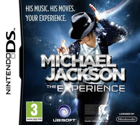 Michael Jackson - The Experience [Multi5] [NDS] [Portable ...