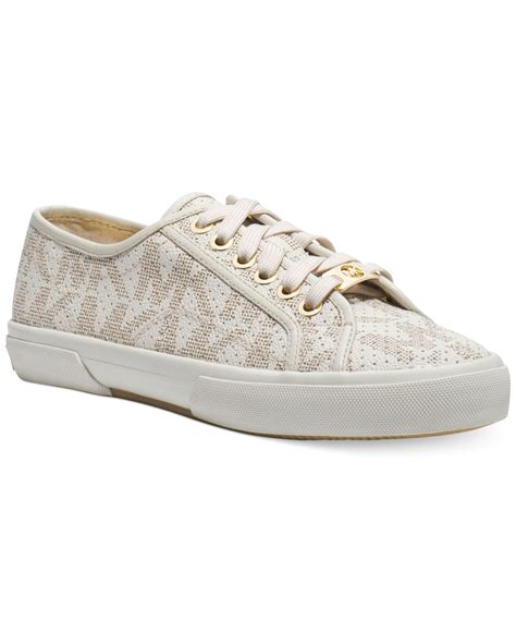 Michael kors Michael Boerum Sneakers in White | Lyst