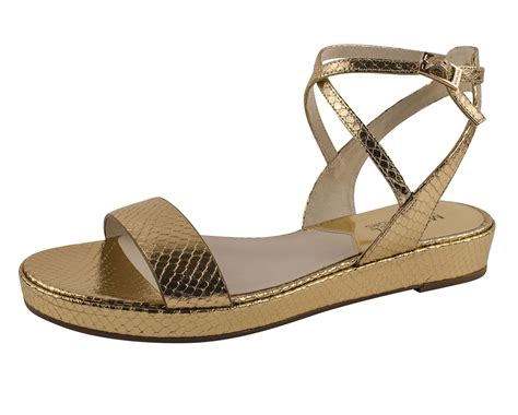 Michael Kors Women s Kaylee Platform Sandals Shoes | eBay
