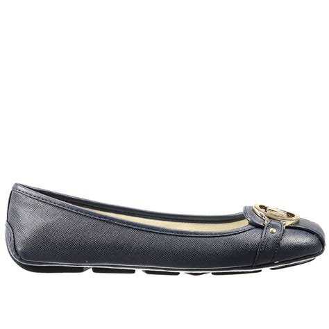 Michael michael kors Flat Shoes in Blue | Lyst