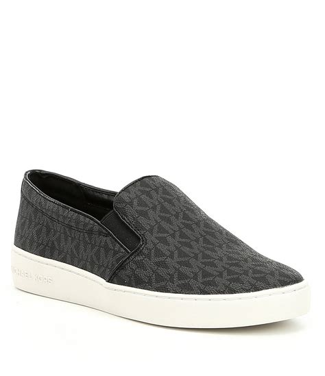 MICHAEL Michael Kors Keaton Slip-On Sneakers | Dillards