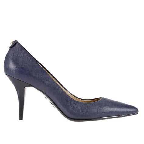 Michael michael kors Pumps Shoes Women in Blue | Lyst